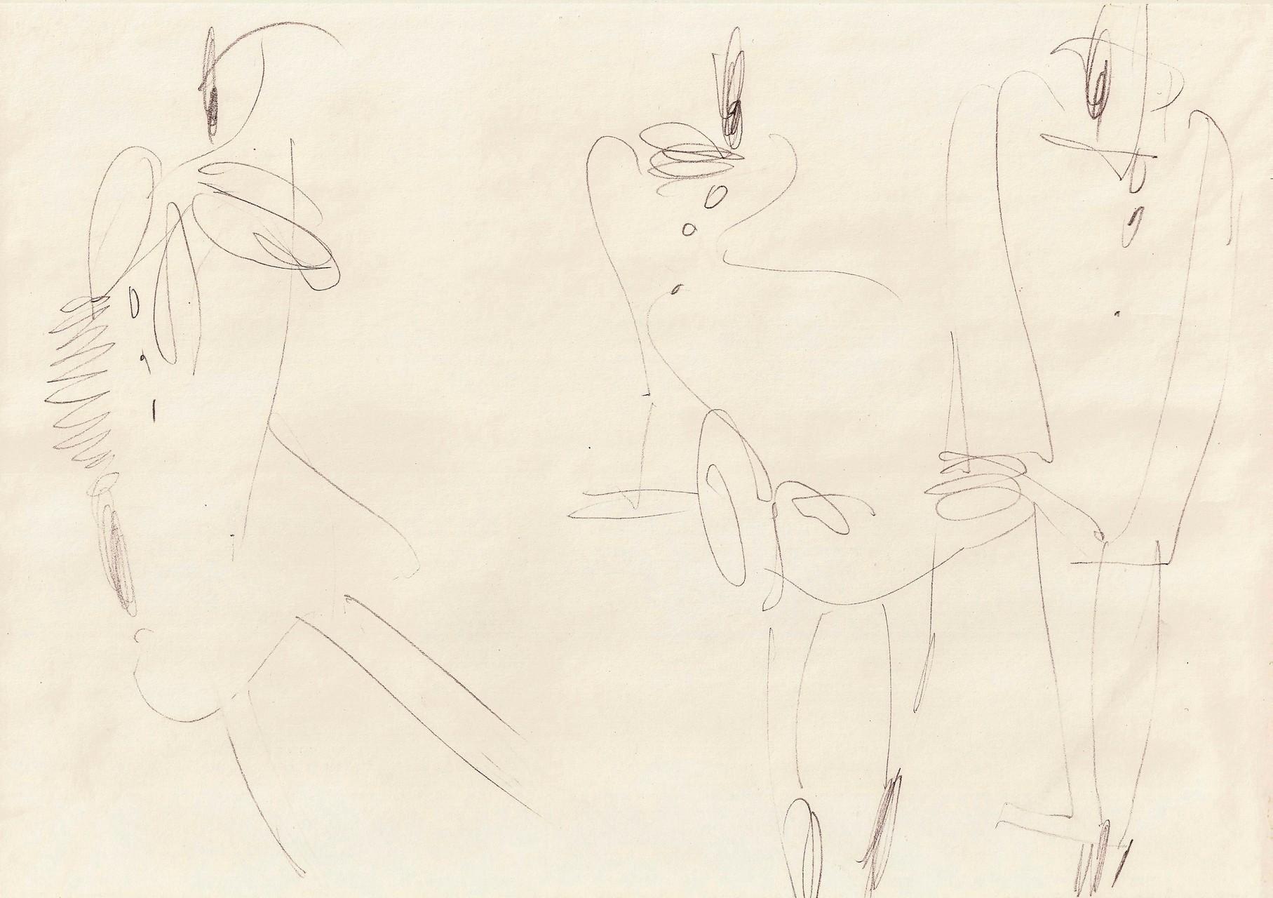 Sketch on task (Fashion Based Shape + Folds) 2